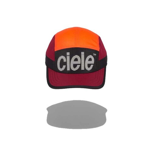 Ciele GOCap SC Running Hat - Standard Stripe - Red Rocks