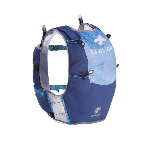 RaidLight Responsive 12L Hydration Running Vest - Blue