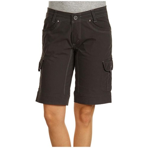 "KUHL Splash 11"" Womens Shorts - Carbon"