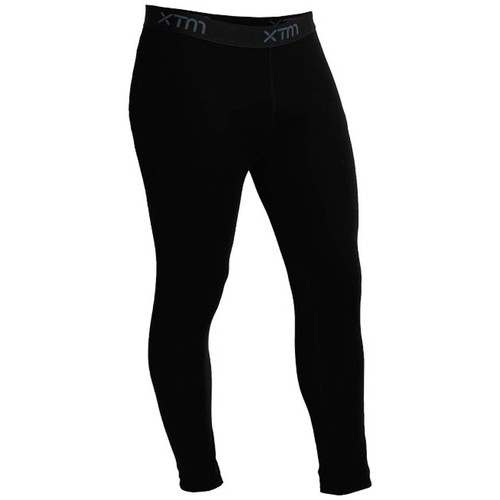 XTM Merino Mens Thermal Pants - Black