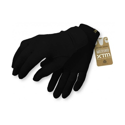 Xtm Merino Gloves -Black