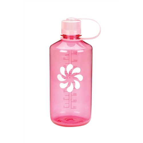Nalgene Narrow Mouth Tritan Bottle 1000ml-Pink