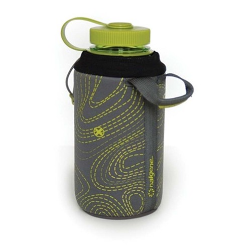 Nalgene Bottle Sleeve - Grey Green