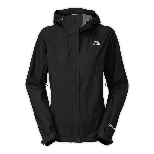 cf12a91c27 The North Face Womens Dryzzle Waterproof Gore-Tex Rain Jacket - TNF Black
