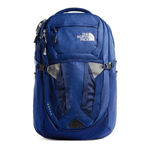 The North Face Recon Backpack - Flag Blue Light Heather/Tnf White