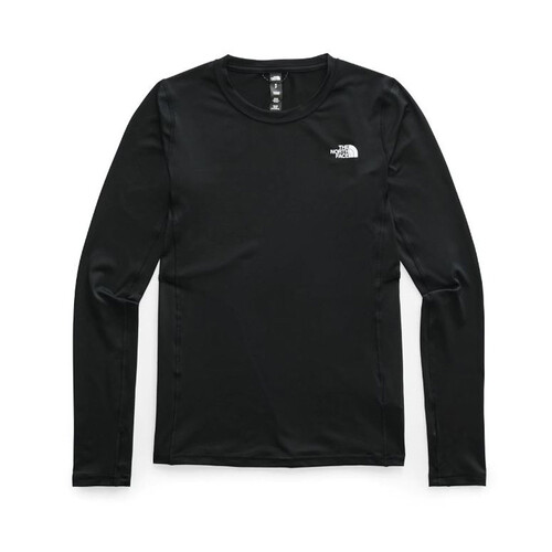 The North Face Warm Poly Womens Thermal Crew - TNF Black