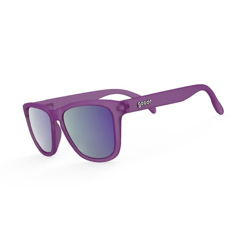 Goodr Gardening with a Kraken Running Sunglasses - Purple