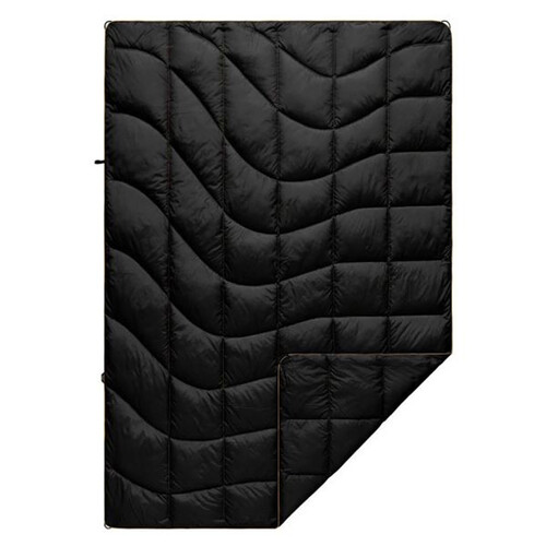 Rumpl Solid Down Puffy Outdoor Blanket - 1P