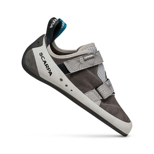 Scarpa Origin 2020 Mens Climbing Shoes - Covey/Light Grey