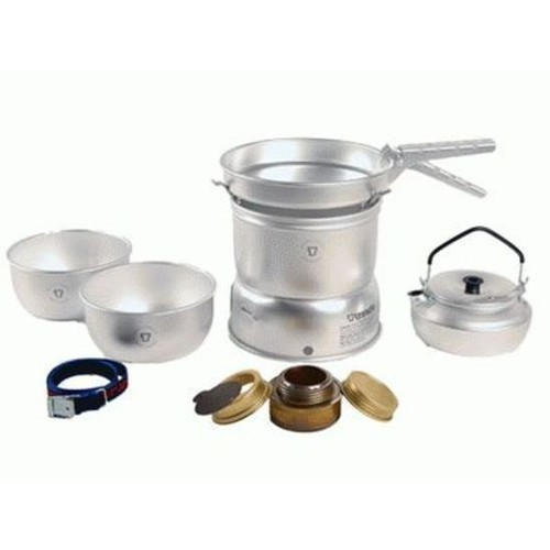 Trangia 27-2 Storm Ultralight Alloy Cook Set + Kettle - Small