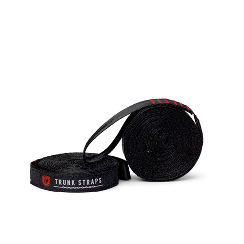 Grand Trunk Hammock Trunk Straps - Black