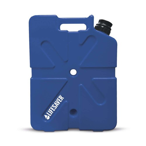 Lifesaver Jerry Can 20,000UF Portable Water Purifier Blue