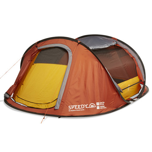 Explore Planet Earth 3 Person Speedy Original Pop-Up Tent  sc 1 st  Wild Earth & EPE Speedy 2 Second 3 Person Pop-Up Tent